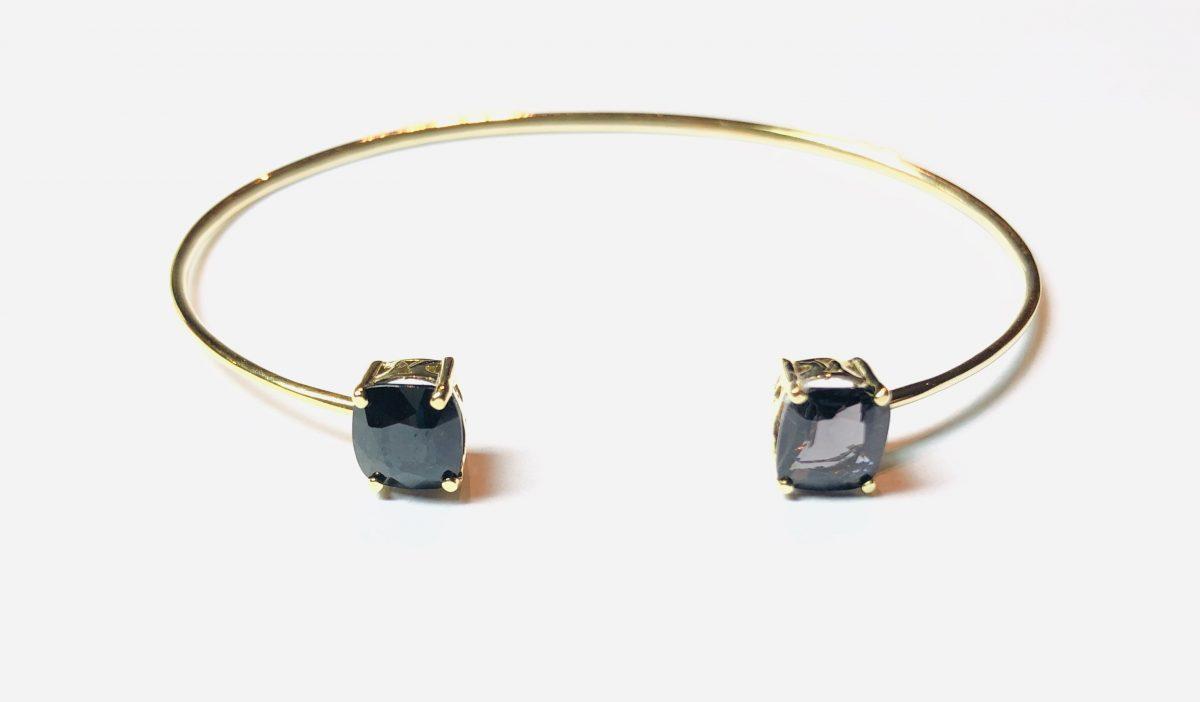 دستبند مفتولی طلا