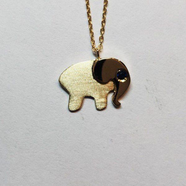 مدال طلا فیل